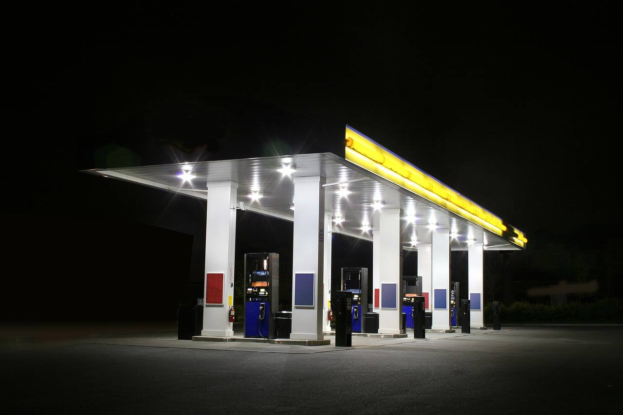 Gas Station Near Me Open 24 Hours